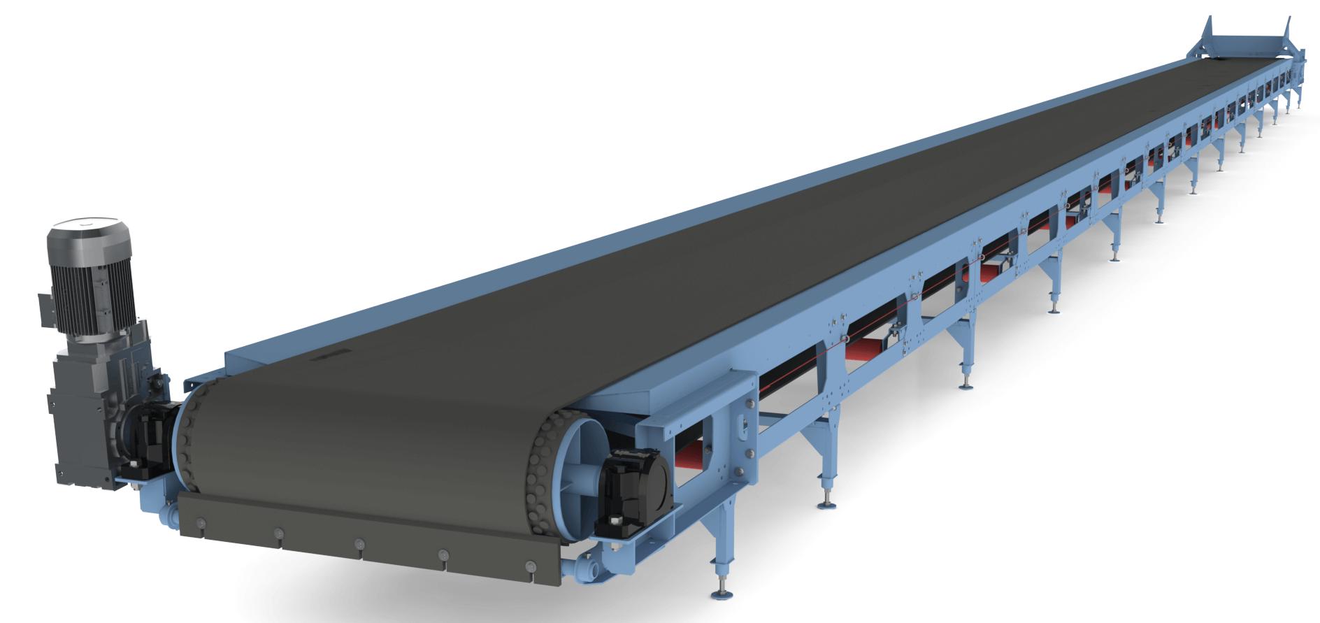Сетчатые ленточные конвейеры что выбрать транзит или транспортер